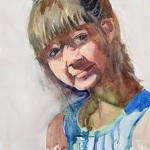 Yvonne Ham - Online Zoom Portraits in Watercolor January 30, 2021