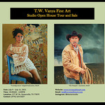 TW Vanya - 2-Day Oil Painting Workshop