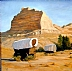 Covered Wagon by Joyce Snyder