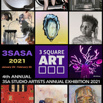 Jim Benest - 3 Square Art 4th Annual Studio Artists Exhibition