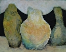 Made Of Clay by Lorraine Duncan Acrylic ~ 16 x 20