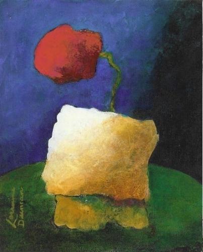 Soft Clay by Lorraine Duncan Acrylic ~ 10 x 8