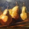 Pears on Windowsill