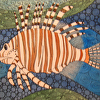 Zentangle Lion Fish