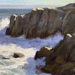Scott Hamill - Painting the Carmel Coast