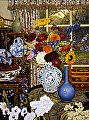 Antiques by John Powell Giclee on Paper ~ 33 x 25