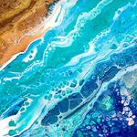 Kimberlee Maselli - Creativity Unleashed with Fluid Paint!