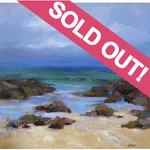 Kimberlee Maselli - Captivating Seascape w/ Palette Knife and Brushes (Live Webinar)