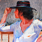 Michael Holter NWS - Watercolor Impresionism:Faces and Places