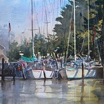 Michael Holter NWS - Watercolor Impressionism