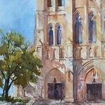Michael Holter NWS - Get Loose: Watercolor as it should be.  SOLD OUT.  waiting list