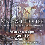 Michael Holter NWS - Water's Edge: Online Workshop
