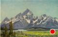 Rugged Solitude by Conrad Schwiering by  Tierney Fine Art Oil ~ 16 x 24