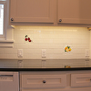 Fruit and Veggie Backsplash Inserts (View 5)