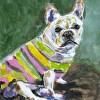 Robert Richter's French Bulldog Sissy