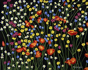 An example of fine art by Roseann Munger