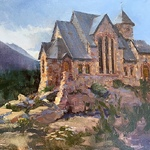 Krystal Brown - Successful Plein Air, Tubac