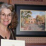 Kathy Stradley - Ralph Love Plein Air Competition Art Show
