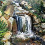 Kathy Stradley - Fallbrook Art Association Gallery August-September Monthly Show