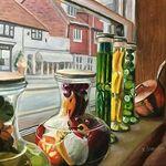 Kathy Stradley - Fallbrook Art Association Spring Judged Show