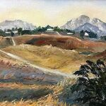 Kathy Stradley - Ralph Love Plein Air Competition Art Show