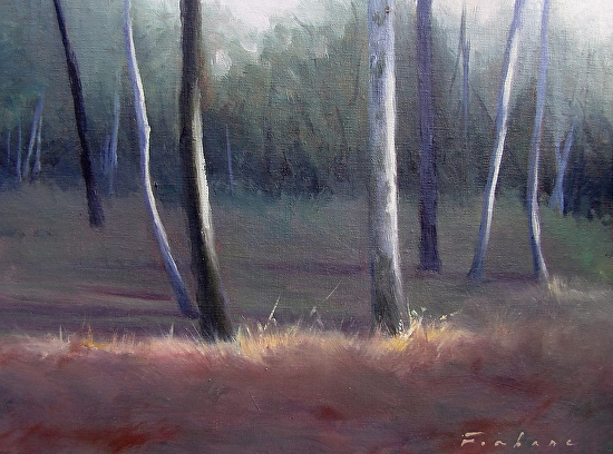 In The Woods IV - Oil