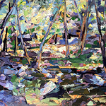 Cynthia Rosen - PACE 2021   - The Plein Air Convention and Expo 2021