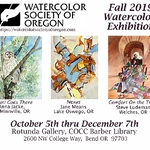 Anna Jacke - 2019 WSO Fall Watercolor Exhibition