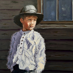 Gary Byrd - 20th Anniversary Holiday Small Works Show