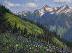 Lost Creek, Black Mountain by Brad Brisbine