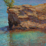 Sharon Will - American Impressionist Society Small Works 2021