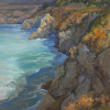 California Coast 24 by 18 Sold