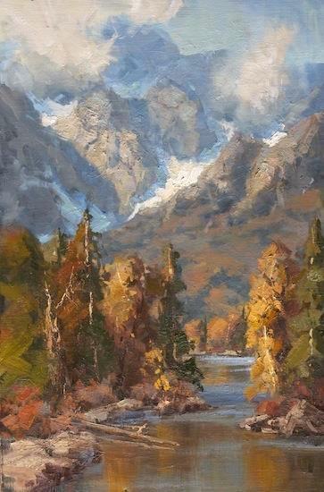 An example of fine art by Bill Davidson