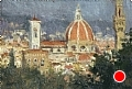 Duomo, Firenze by Scott Tallman Powers Oil ~ 4 x 6