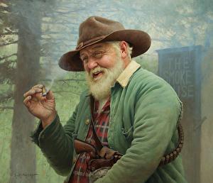 An example of fine art by Scott Tallman Powers