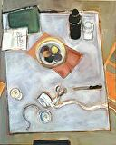The Getting Ready by Suzanne DeCuir Oil ~ 36 x 24