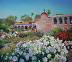 San Juan Capistrano Garden by Connie Erickson