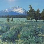 Colleen K Howe - SW Montana Plein Air Landscape
