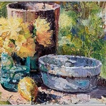 Dianna Shyne - Paint and Draw the Still Life Mondays in Portland