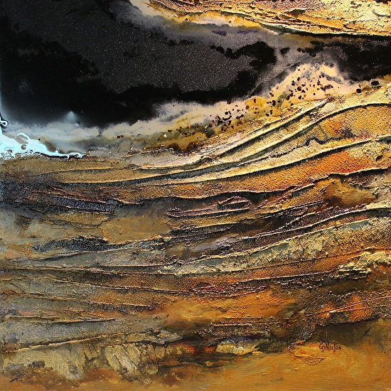 Mineral Rights 2,      14051 - Acrylic