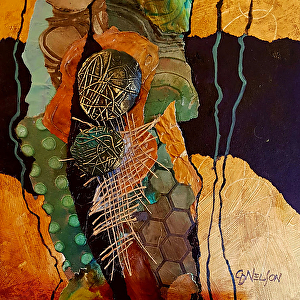 An example of fine art by Carol Nelson