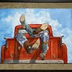 julie talbot - Featured Artist in Sedona Arts Center's Fine Art Gallery