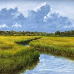 Leon Wescoat - South Jersey In Oils