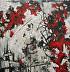 """""""Rambling Rose"""" by Linda Benton McCloskey"""