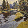 Firehole River Impressions