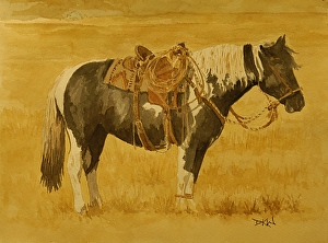 An example of fine art by Dennis K. Winslow