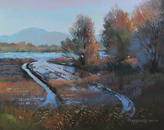 Mallard Runway - 12 South - Pastel