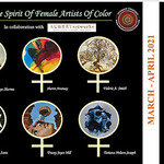 Sharon Attaway - The Spirit Of Female Artists Of Color