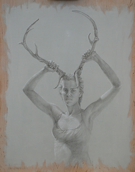 es & the riddle of st. eustace/hart of the wud - Silverpoint