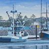 Yaquinta Bay Tuna Boats